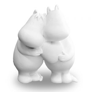 Mitt & Ditt - Muminfigur- True love, Limited edition